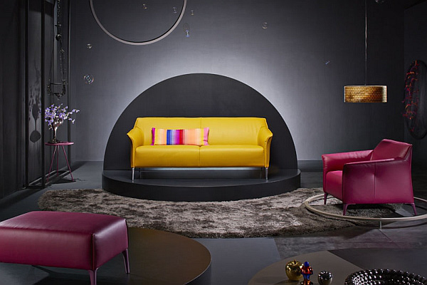 """Nhà đẹp với 5 mẫu sofa """"chất lừ""""  7"""