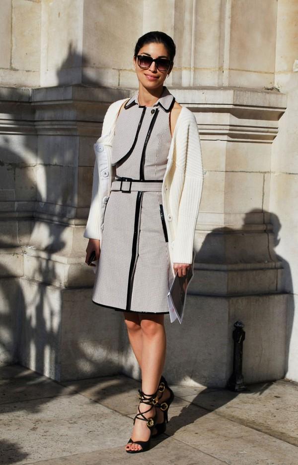 """Coat dress - Món đồ """"2 trong 1"""" cho quý cô hạt tiêu 5"""