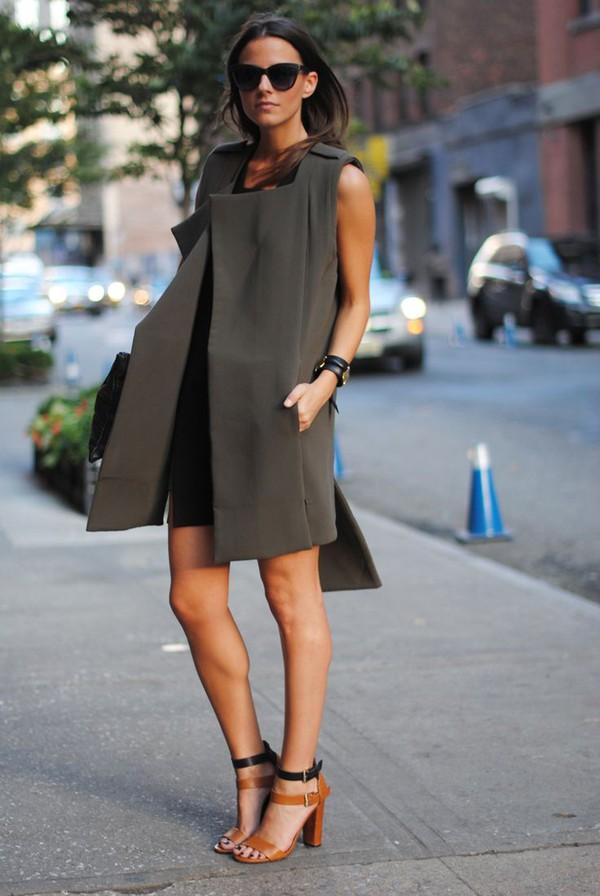 """Coat dress - Món đồ """"2 trong 1"""" cho quý cô hạt tiêu 10"""