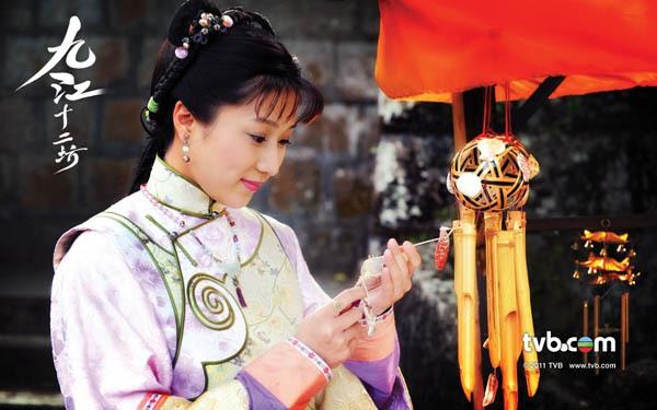 Xem Chung Gia Hân mang... chân giả trên màn ảnh Việt 14