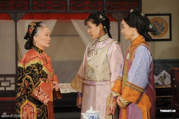 Xem Chung Gia Hân mang... chân giả trên màn ảnh Việt 2
