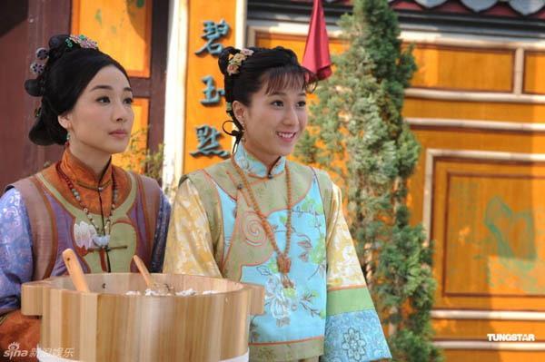 Xem Chung Gia Hân mang... chân giả trên màn ảnh Việt 3