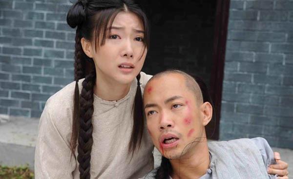 Xem Chung Gia Hân mang... chân giả trên màn ảnh Việt 5