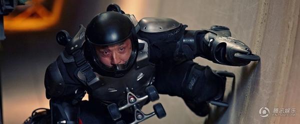 Phim hành động cuối cùng của Thành Long tung poster hoành tráng 10