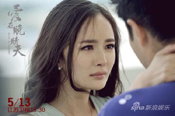 """Lưu Khải Uy – Dương Mịch làm """"điên đảo"""" sóng truyền hình 7"""