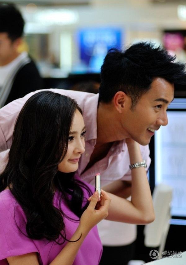 """Xem Lưu Khải Uy """"lợi dụng"""" Dương Mịch trên màn ảnh Việt 13"""
