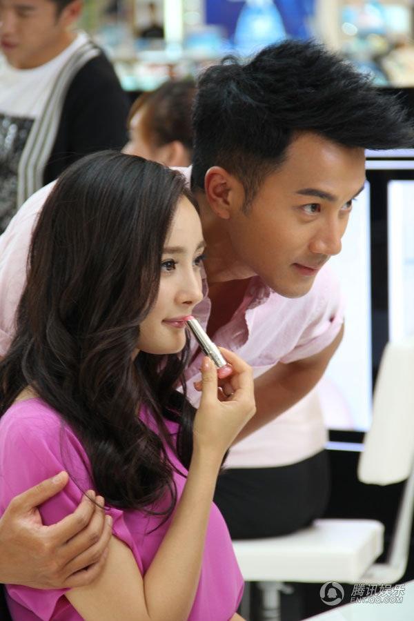 """Xem Lưu Khải Uy """"lợi dụng"""" Dương Mịch trên màn ảnh Việt 7"""