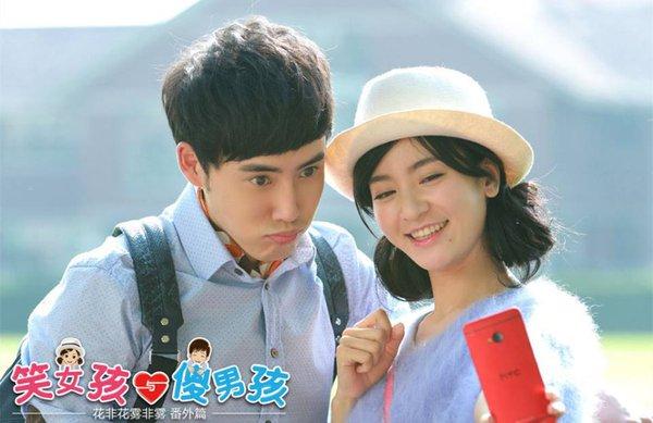 """Cặp đôi """"Tân Hoàn Châu"""" lại đóng chính trong phim Quỳnh Dao 3"""