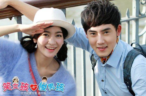 """Cặp đôi """"Tân Hoàn Châu"""" lại đóng chính trong phim Quỳnh Dao 4"""
