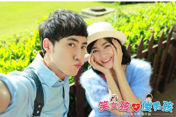 """Cặp đôi """"Tân Hoàn Châu"""" lại đóng chính trong phim Quỳnh Dao 6"""