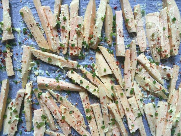 Snack khoai lang