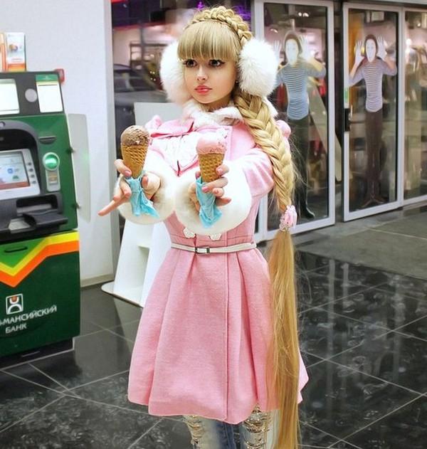 Cô nàng người Nga đẹp như búp bê Babrie 11