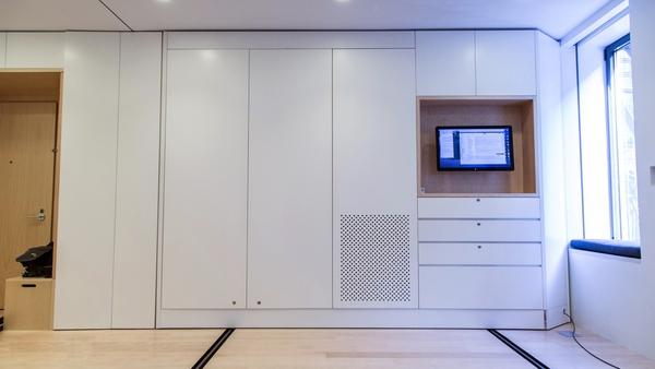 Tư vấn bố trí nội thất khoa học cho phòng ngủ 10 mét vuông 4
