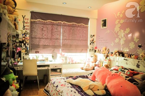 Căn hộ trang nhã của gia đình hot girl trong sáng Quỳnh Anh Shyn 12