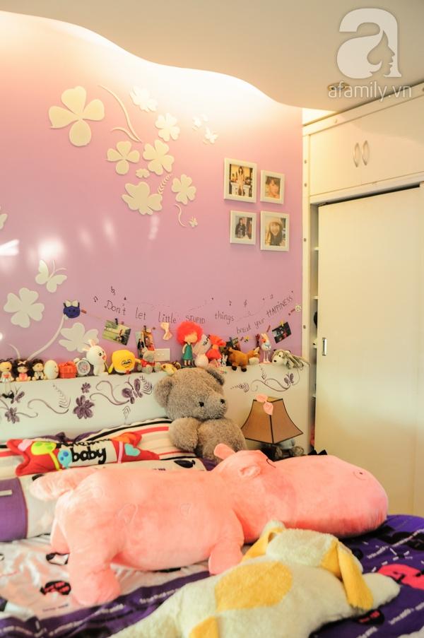 Căn hộ trang nhã của gia đình hot girl trong sáng Quỳnh Anh Shyn 14