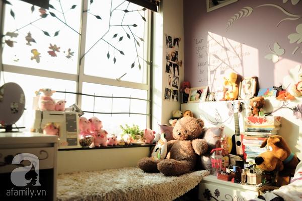 Căn hộ trang nhã của gia đình hot girl trong sáng Quỳnh Anh Shyn 16