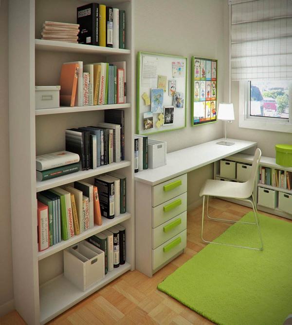 Tư vấn 2 phương án bố trí nội thất cho phòng 20m² đa năng 7