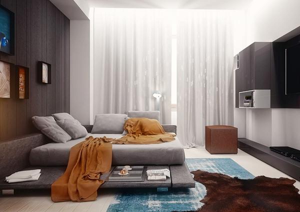 Tư vấn cải tạo căn hộ 61,5m² hiện đại và tiện dụng 8