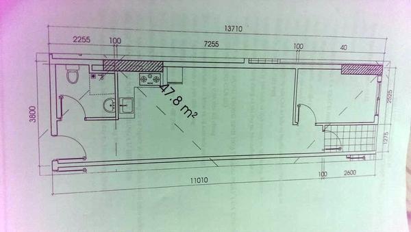 Tư vấn cải tạo và thêm phòng ngủ cho căn hộ 47,8m² 1