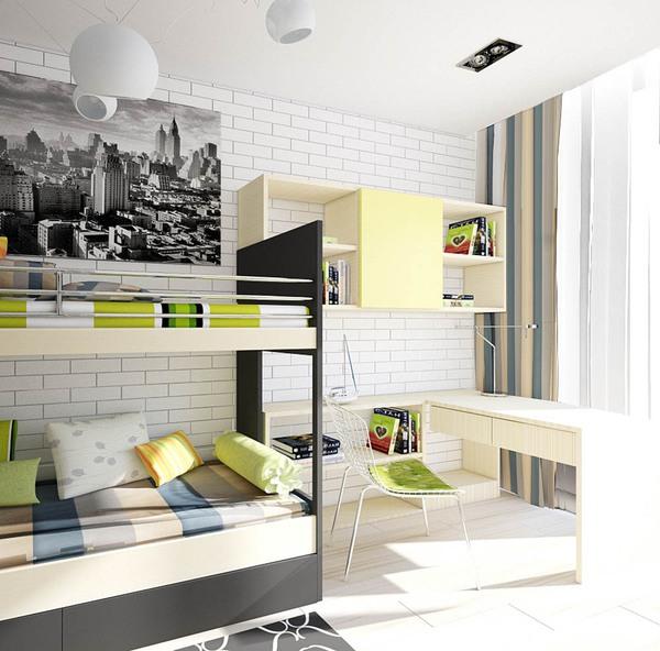 Tư vấn bố trí nội thất tối ưu cho căn hộ  47,7m² 8