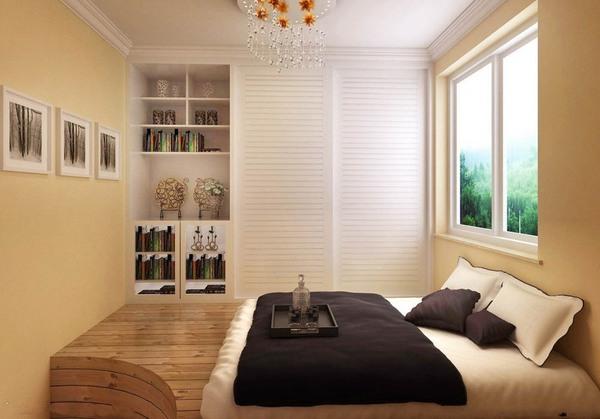 Cách bài trí căn hộ 45m² cho 5 người riêng tư mà thoáng đãng 10