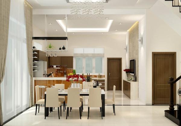 """Tư vấn bố trí nội thất giúp """"hút sáng"""" cho căn hộ 53m²  3"""