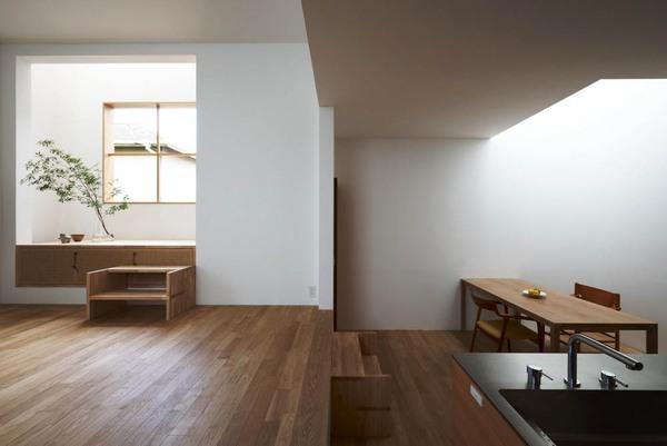 Cách bài trí căn hộ 45m² cho 5 người riêng tư mà thoáng đãng 4