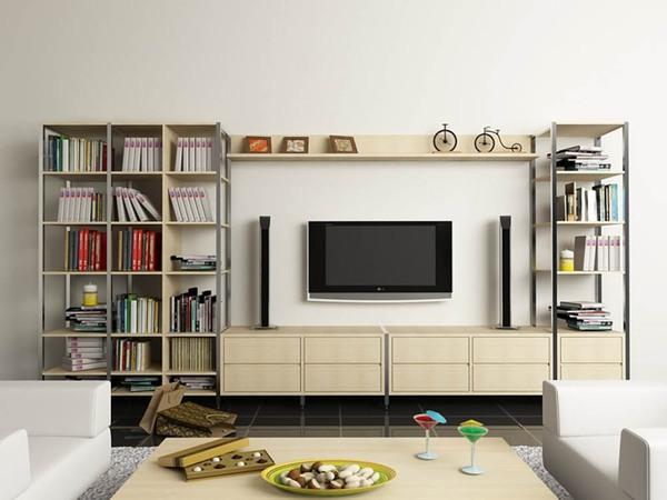 Tư vấn bố trí nội thất nhà 20m² cho gia đình có con nhỏ 4