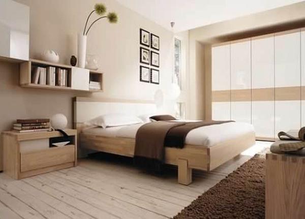 Tư vấn bố trí nội thất cực gọn cho phòng ngủ 10m² 2