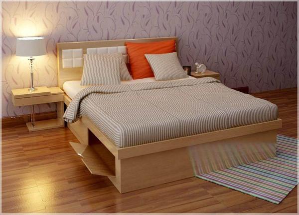 Tư vấn bố trí nội thất cực gọn cho phòng ngủ 10m² 4