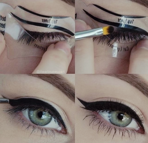 khuôn kẻ eyeliner