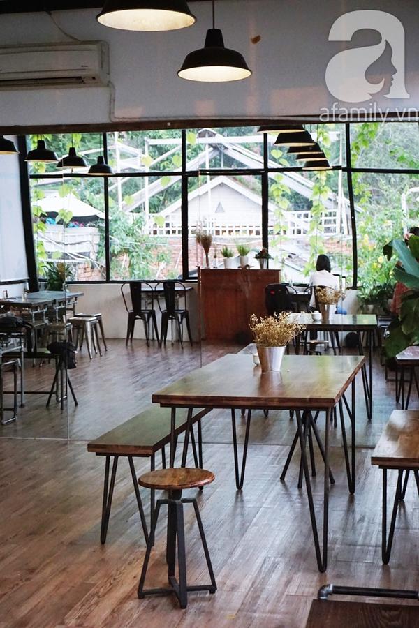 """the open space - 6 quán cà phê tuyệt đẹp để """"tìm thảnh thơi"""" ở Sài Gòn"""