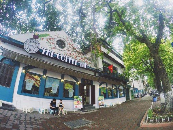 coffee inn phan chu trinh - 11 quán cà phê siêu đẹp, siêu chất mở cửa xuyên Tết ở Hà Nội