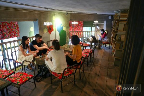 cong - 11 quán cà phê siêu đẹp, siêu chất mở cửa xuyên Tết ở Hà Nội