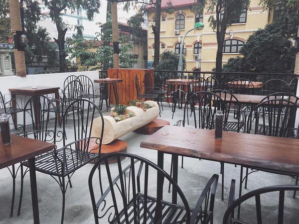 fika - 11 quán cà phê siêu đẹp, siêu chất mở cửa xuyên Tết ở Hà Nội
