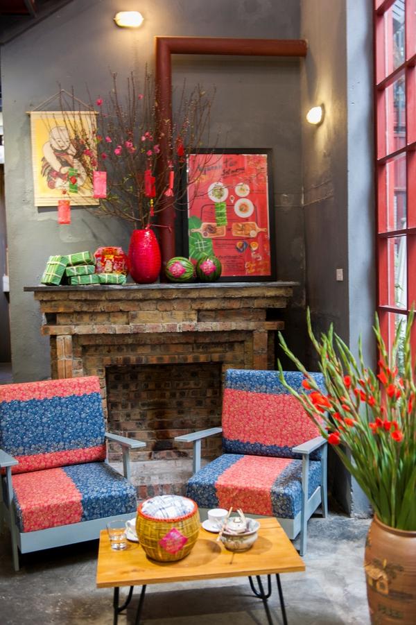 tet - 11 quán cà phê siêu đẹp, siêu chất mở cửa xuyên Tết ở Hà Nội