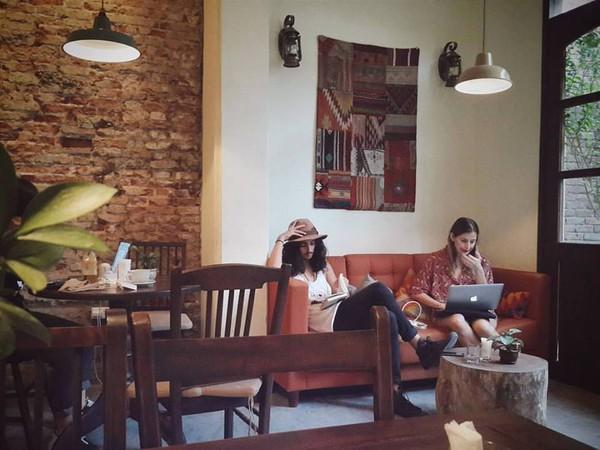 xofa - 11 quán cà phê siêu đẹp, siêu chất mở cửa xuyên Tết ở Hà Nội