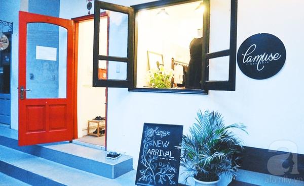 khuc hao - Khúc Hạo - con phố có nhiều quán cà phê chất lừ, tiệm áo quần xinh và spa đẹp ở Hà Nội