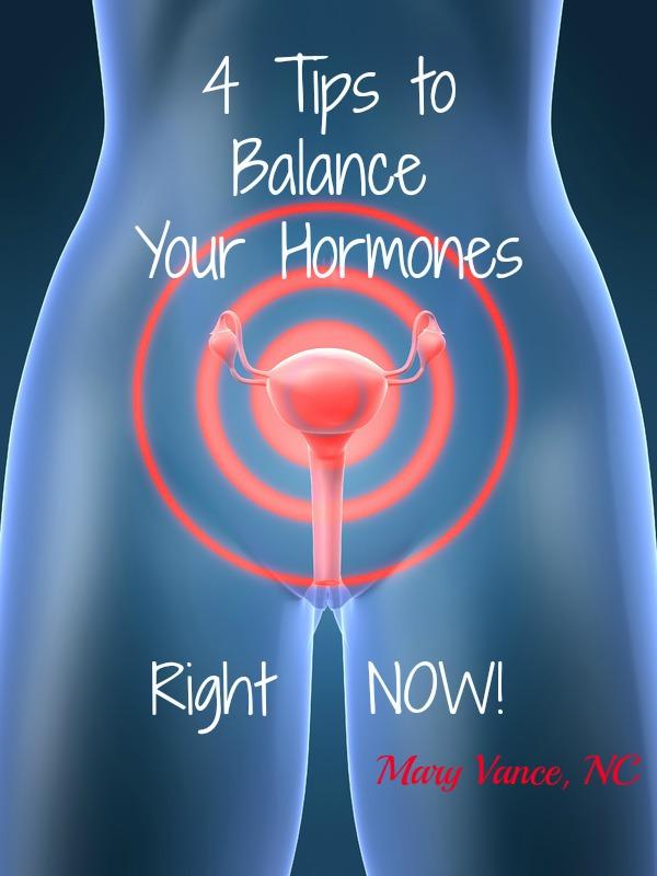 cân bằng nội tiết