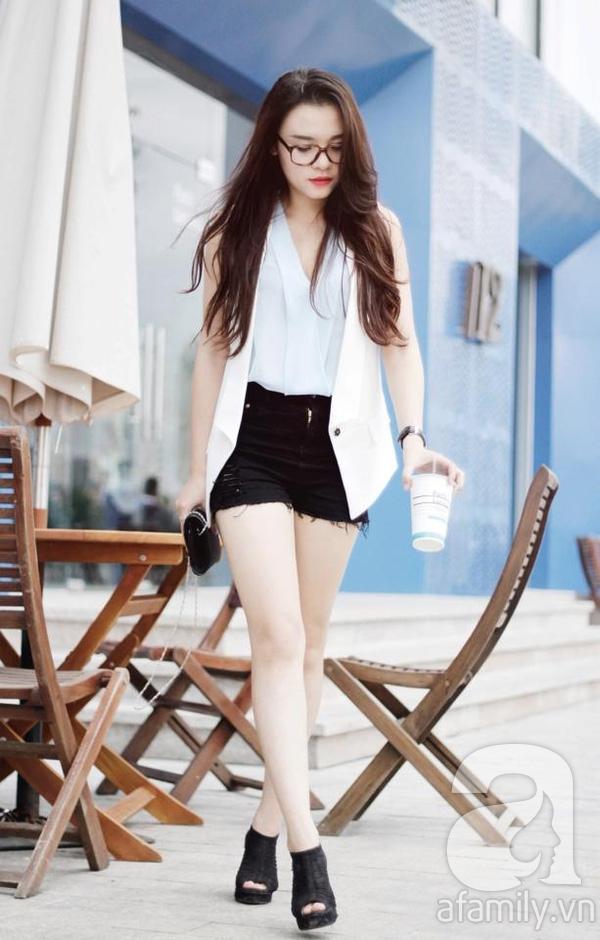 Bí quyết giảm cân của Lê Quỳnh Anh