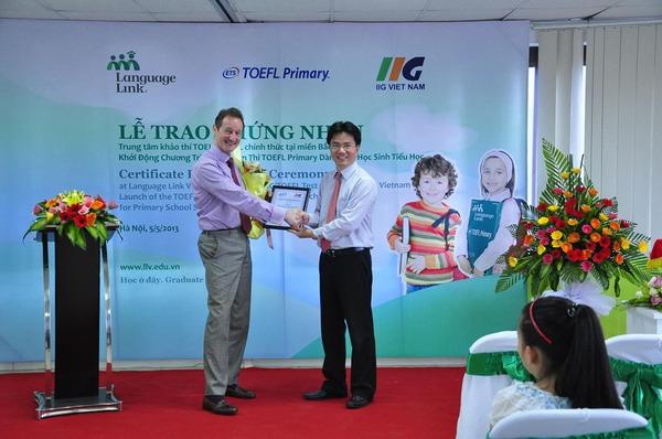 15 đội tuyển Việt Nam thi TOEFL Primary cùng thế giới 1