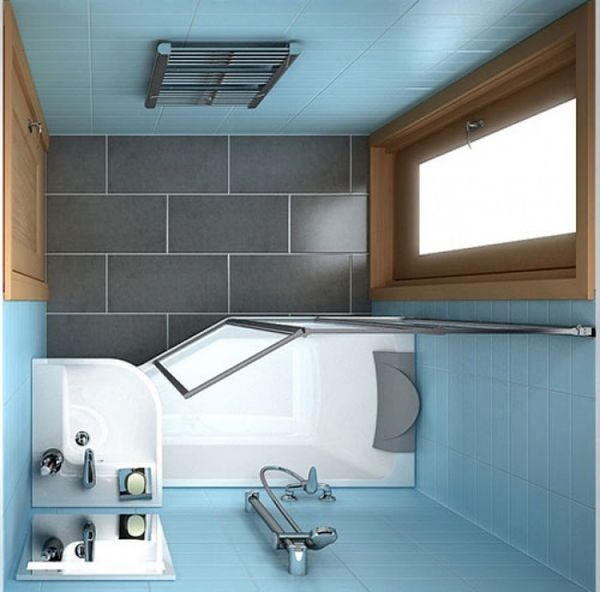 phòng tắm nhỏ 2