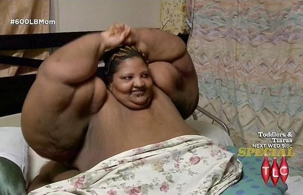 Những phụ nữ béo nhất thế giới 9