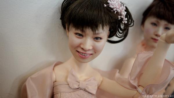 Nhật Bản: Búp bê 3D có gương mặt giống hệt người thật  9