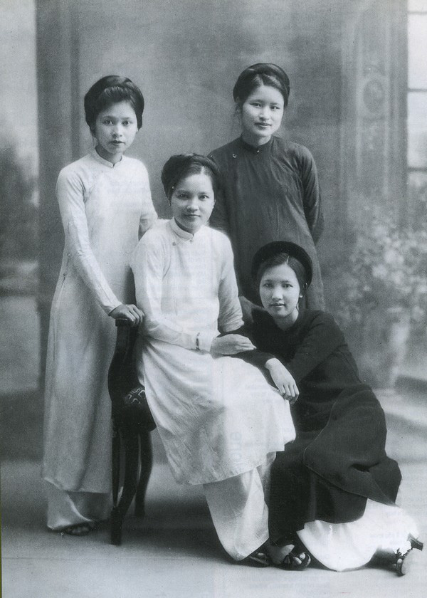 Những khác biệt thú vị giữa phụ nữ Việt Nam xưa và nay 9