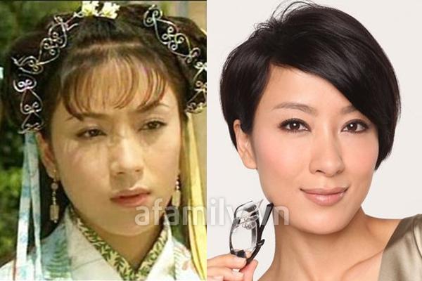 Mũi của Dương Di - Ảnh Hậu TVB 2012 ngày càng... đáng sợ 8