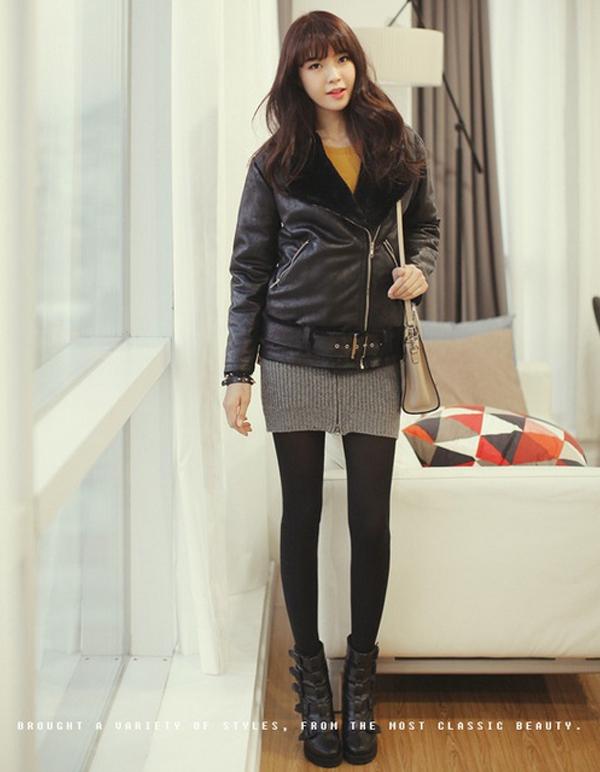 """Phối đồ cùng 4 kiểu chân váy """"không-thể-thiếu"""" của mùa đông 5"""