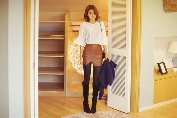 """Phối đồ cùng 4 kiểu chân váy """"không-thể-thiếu"""" của mùa đông 27"""