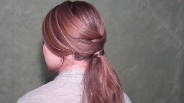 Tự thực hiện 3 kiểu tóc duyên dáng và gọn gàng tới công sở 10