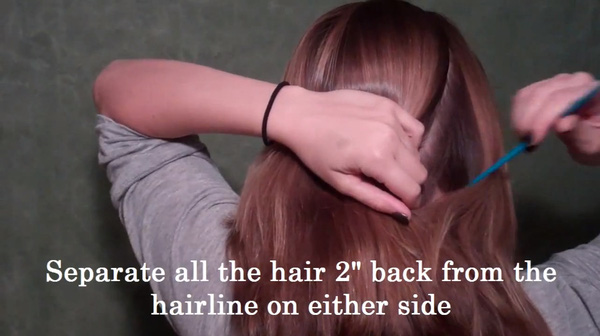 Tự thực hiện 3 kiểu tóc duyên dáng và gọn gàng tới công sở 3